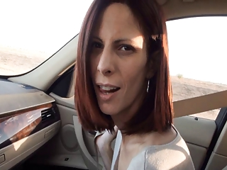 mature want blow cock in car and eat cum