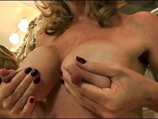 Mature Blonde With Big Nipples!!!!!!!