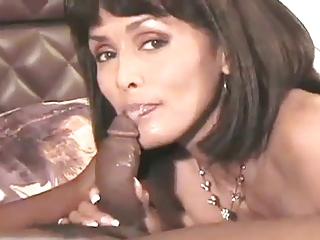 cuckold wife in panty sucks black meat